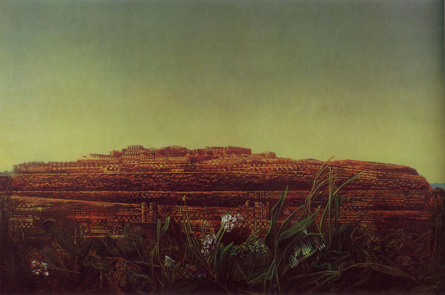 Max Ernst, 1948